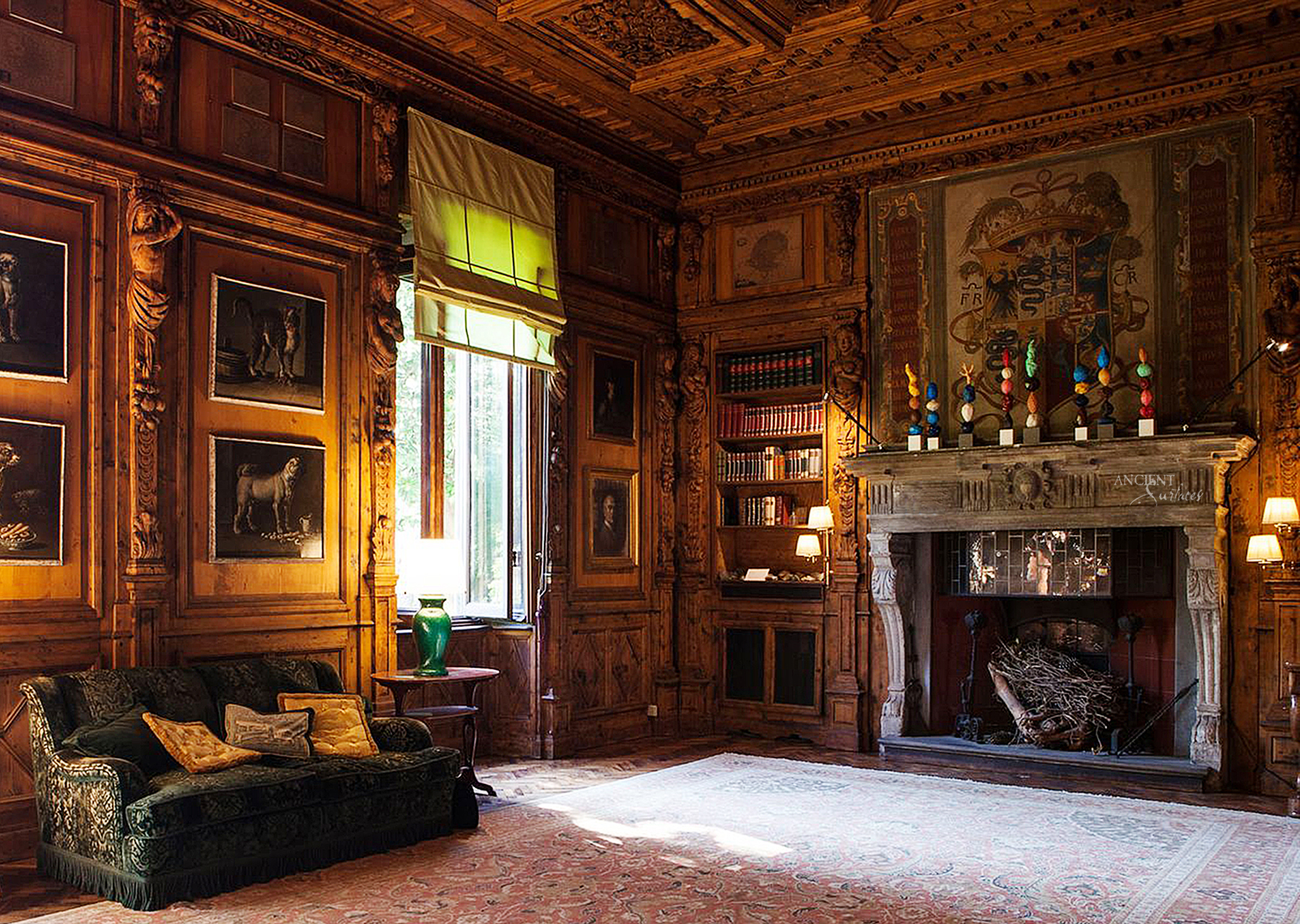 Edinburgh Antique Fireplaces